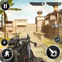 Frontline Counter Shoot Fire FPS Terrorist Strike on PC / Windows 7.8.10 & MAC