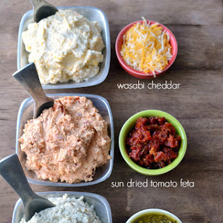 3-Ingredient Cheese Spreads