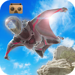 VR Sky Diving – Military Sky Diving Icon