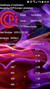 CCPI Smart Sensors - screenshot