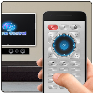 Remote Control for TV Icon