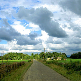 Clouds by Rajen Gogoi - Landscapes Weather (  )