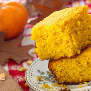 Roasted Squash Cornbread