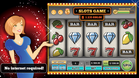 slot machine gratis x android
