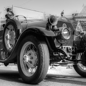 Stoewer 1913. by Tathagata Fotography - Transportation Automobiles