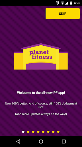 Planet Fitness For PC