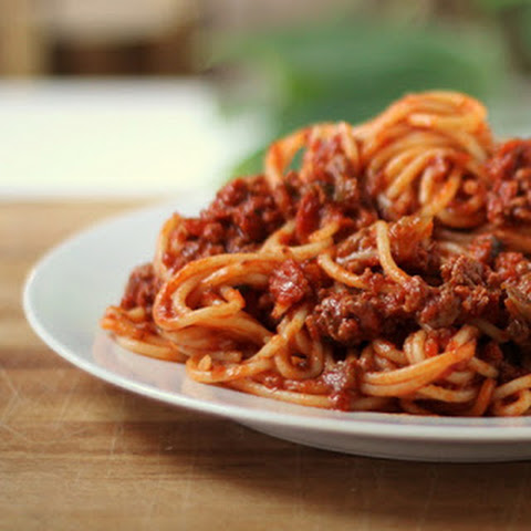 Spaghetti Sauce in the slow cooker