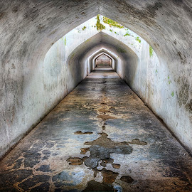 Taman Sari Underground Tunnel by Rilo Sadewa - Buildings & Architecture Public & Historical