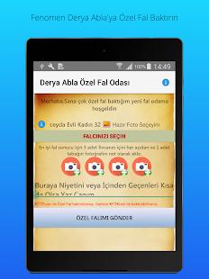 App Derya Abla - Kahve Falı APK for Kindle