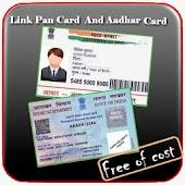 Download Link Pan Card to Aadhar Card APK
