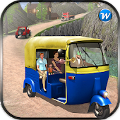 Download Off Road Tuk Tuk Auto Rickshaw APK for Android Kitkat