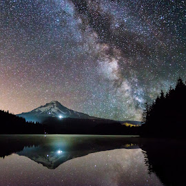 by Jorge Pacheco - Landscapes Starscapes