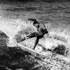 by Gad Fogiel - Sports & Fitness Surfing