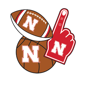Nebraska Cornhuskers Selfie Stickers For PC / Windows 7/8/10 / Mac – Free Download