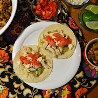 Chicken Chalupa Recipes