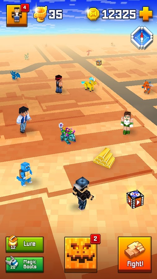 Pixelmon GO - catch them all! Screenshot 5