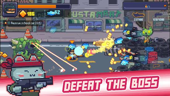 Cat Gunner: Super Force