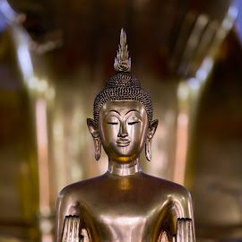 Buddha statue by Narendra Mogilipuri - Buildings & Architecture Statues & Monuments ( photography in bangkok )