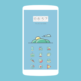 Articons - Icon Pack- screenshot thumbnail