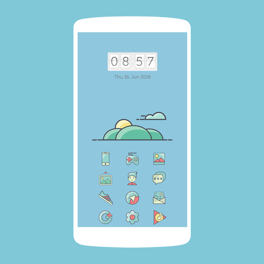 Articons - Icon Pack Screenshot 1