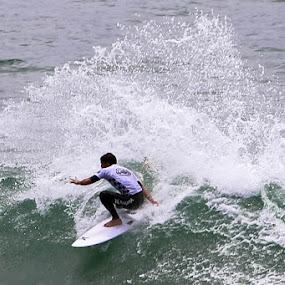 US Open Finals - Alejo Muniz by Scott Murphy - Sports & Fitness Surfing ( alejo muniz,  )