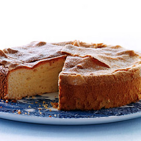 Lemon Olive-Oil Cake