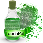 Green peaks TouchPal APK Image