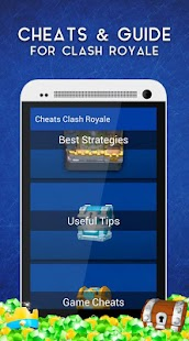 Cheats for Clash Royale APK for Lenovo