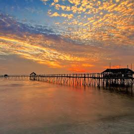 by MazLoy Husada - Landscapes Sunsets & Sunrises