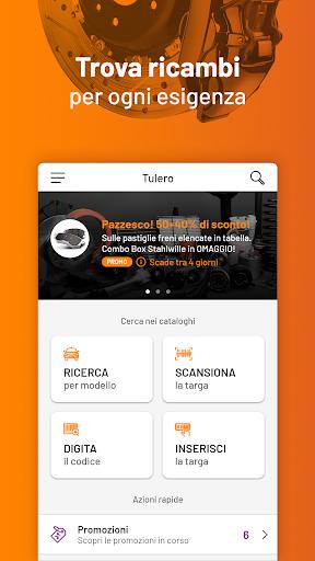 Tulero screenshot 1