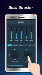 Free Music - MP3 Player, EQ & Volume Booster
