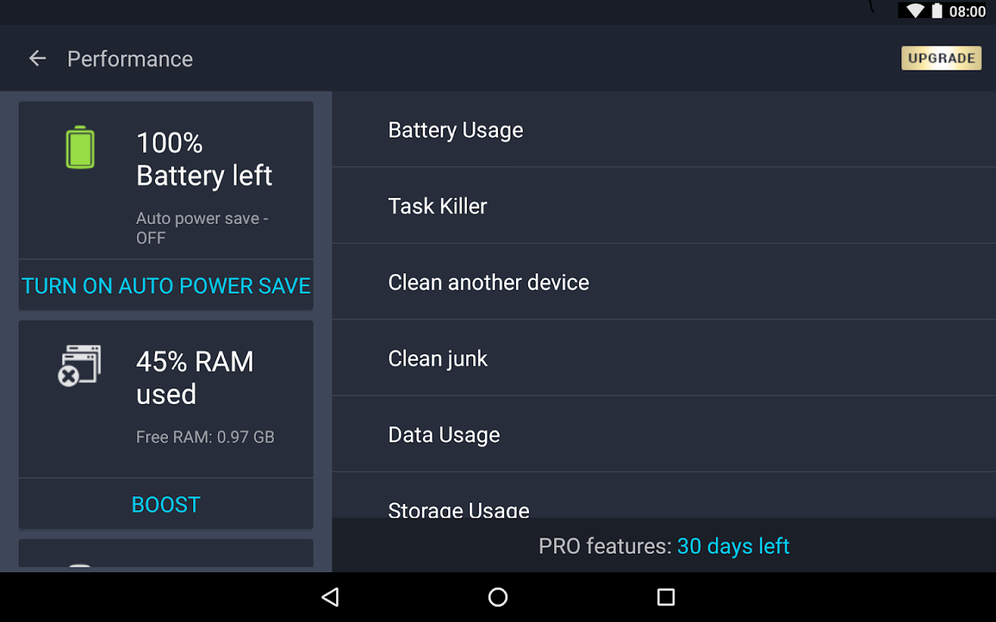 AVG AntiVirus FREE for Android Screenshot 15
