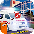 City Ambulance Rescue Duty