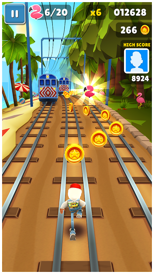 Subway Surfers – Screenshot