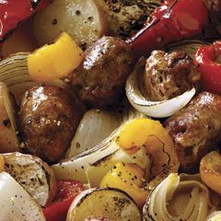 Italian Sausage and Potatoes
