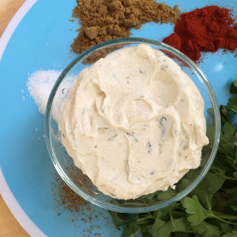 SAVORY GREEK YOGURT DIP