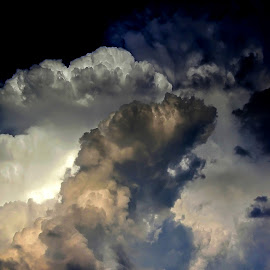 Vertigo by Mirela Korolija - Landscapes Cloud Formations (  )