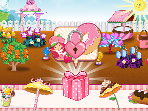 Strawberry Shortcake Garden - screenshot