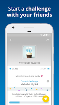 ShareTheMeal – Help Children APK screenshot thumbnail 6
