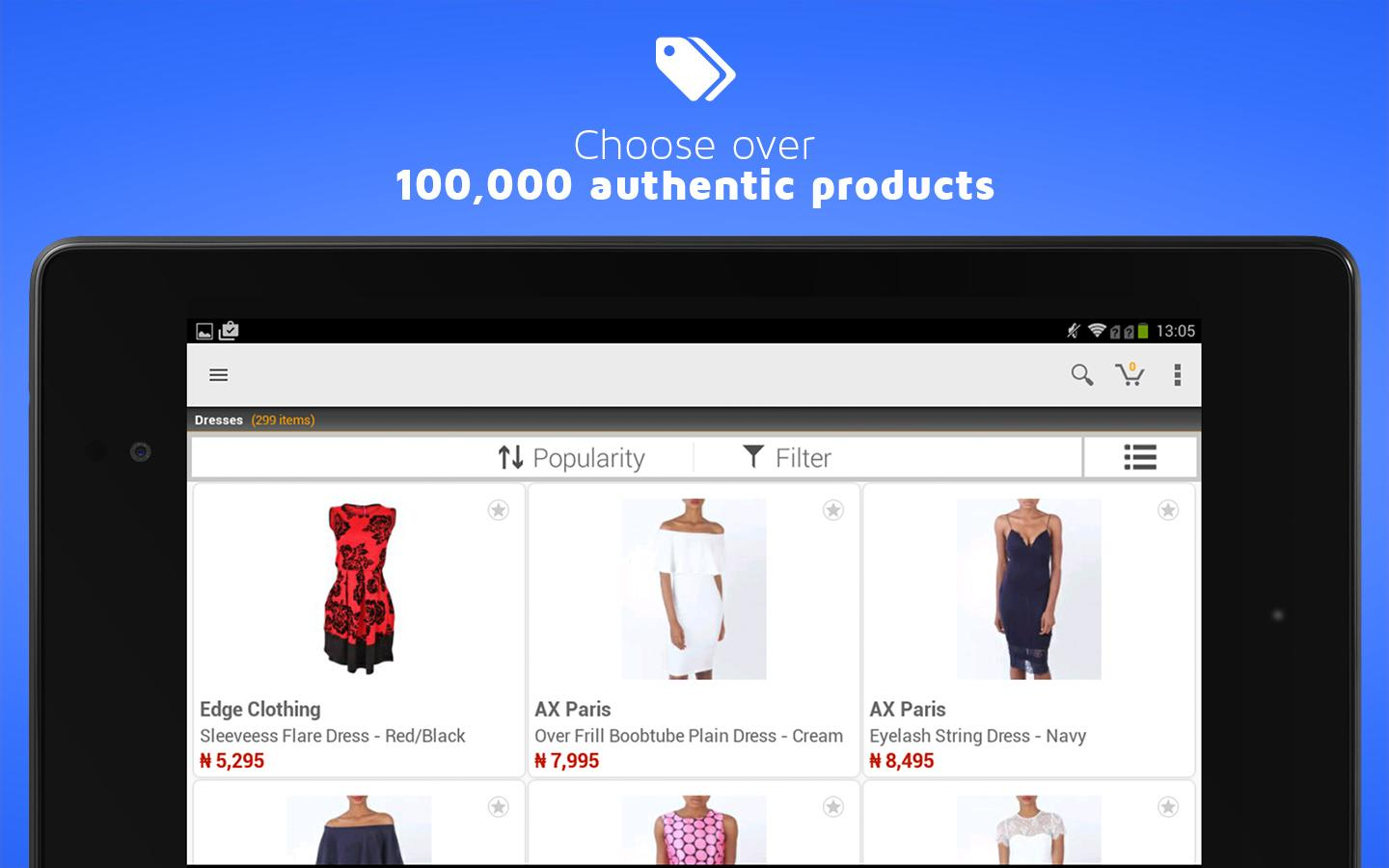 JUMIA Online Shopping Screenshot 7