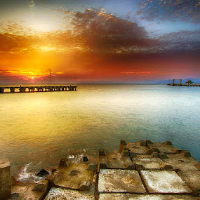 :: semarak :: by Eddy Due Woi - Landscapes Beaches