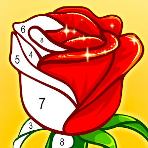 ColorPlanet: Paint by Number, Free Puzzle Games For PC / Windows 7/8/10 / Mac – Free Download