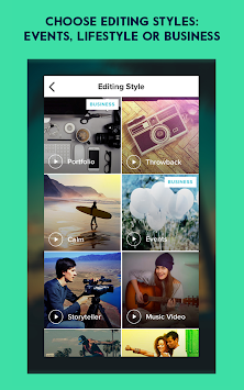 Magisto Video Editor & Maker APK screenshot thumbnail 9