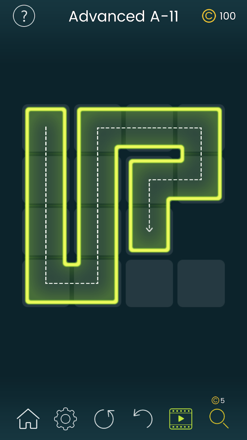Puzzle Glow : Brain Puzzle Game Collection Screenshot 12