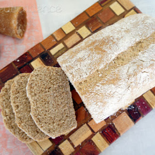 Secret ingredient – Sour cream 100% whole wheat bread
