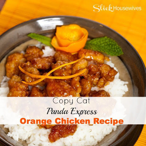 Copy Cat Panda Express Orange Chicken