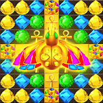 Pharaoh Kingdom Treasure Icon