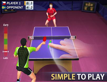 Table Tennis- screenshot thumbnail