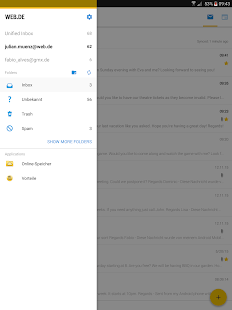 Download WEB.DE Mail APK for Android Kitkat