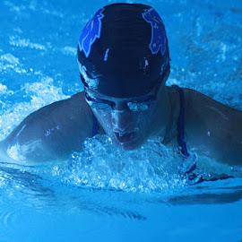 Breathe by Rachel Stevens - Sports & Fitness Swimming